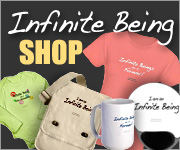 Infinite Being Shop Ad